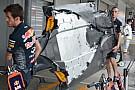 Red Bull: provato un nuovo fondo della RB11