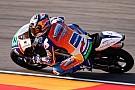 Mesmo com queda no final, Bastianini lidera dia na Moto3