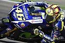 Rossi reconoce que Lorenzo es un poco más rápido