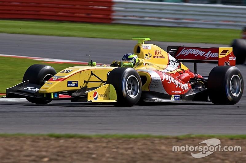 Le Mans lap record for Tom Dillmann