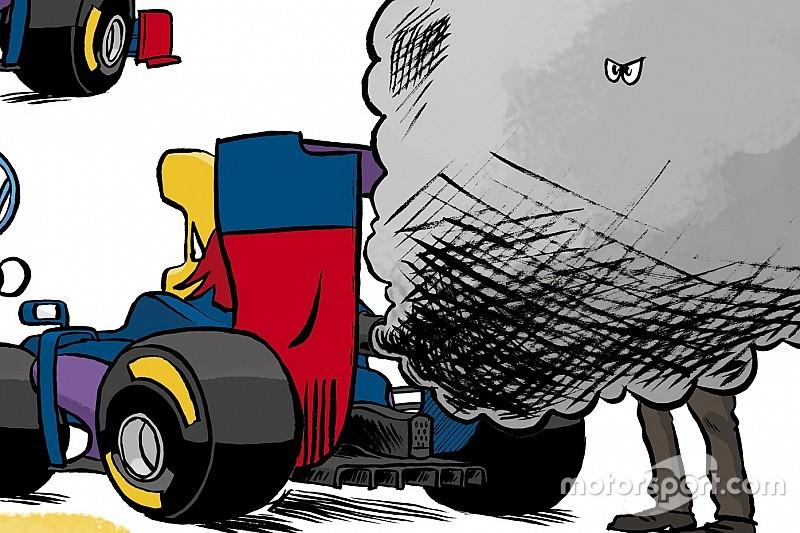 """Horner - La perspective Volkswagen semble """"partie en fumée"""""""