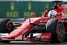Arrivabene voit du positif dans la 3e place de Vettel