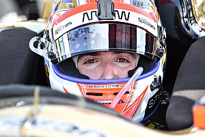 IndyCar Breaking news Q+A with Hinchcliffe on his IndyCar return