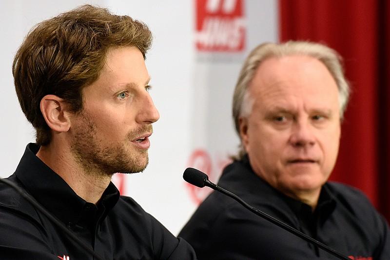 Haas официально объявила о подписании контракта с Грожаном