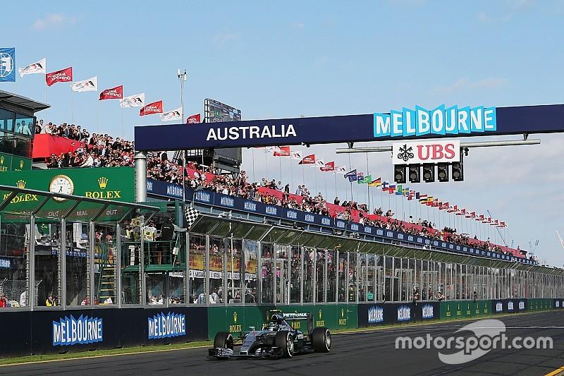 Следующий сезон Ф1 стартует 20 марта
