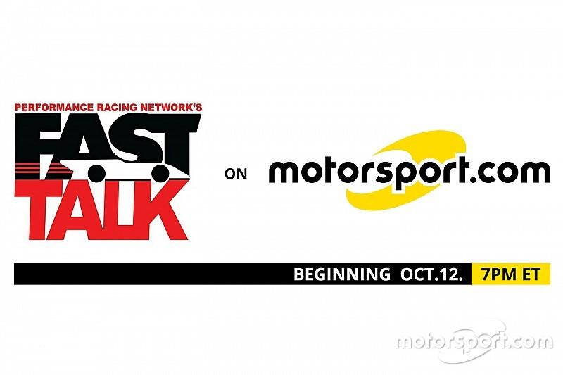 Motorsport.com e Performance Racing Network hanno annunciato una partnership