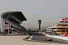 Formula 1 testing to get February start