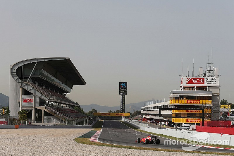 Formel-1-Wintertests beginnen im Februar 2016