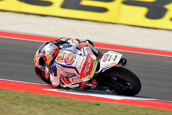 Superstock 600 Prove libere Magny-Cours, Libere 2: Fernandez si conferma al top