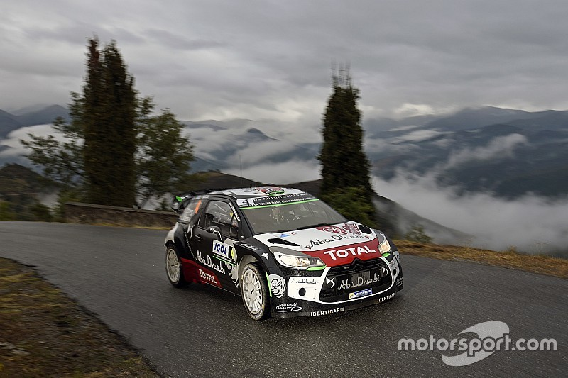 Strong start for the DS 3 WRCs in Corsica