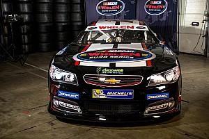 NASCAR Euro News Europäische NASCAR-Rennserie zeigt neues Autodesign für 2016