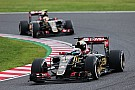 Lotus: Looking to score at Sochi