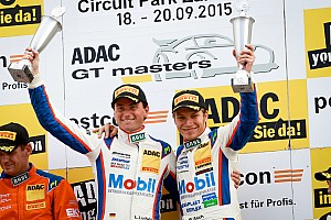 Asch/Ludwig take GT Masters title in Hockenheim finale