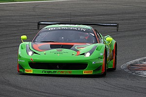 Blancpain Sprint Race report Ferrari wins in Italy, title race goes down to the wire