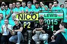 Rosberg - Dans mon esprit, ce n'est clairement pas fini