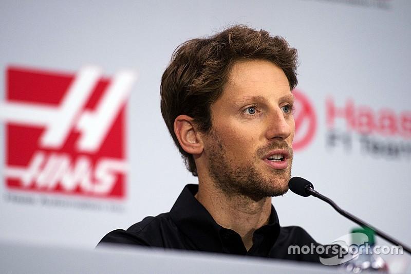 Villeneuve no cree que Grosjean sea el indicado para Haas