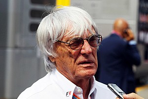 Formula 1 Breaking news Ecclestone defends Japanese GP TV coverage