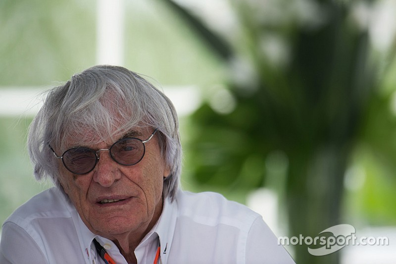 """إكليستون: """"سي في سي"""" لا تريد بيع حصّتها في الفورمولا واحد"""