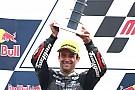 Zarco seals Moto2 title as Rabat withdraws