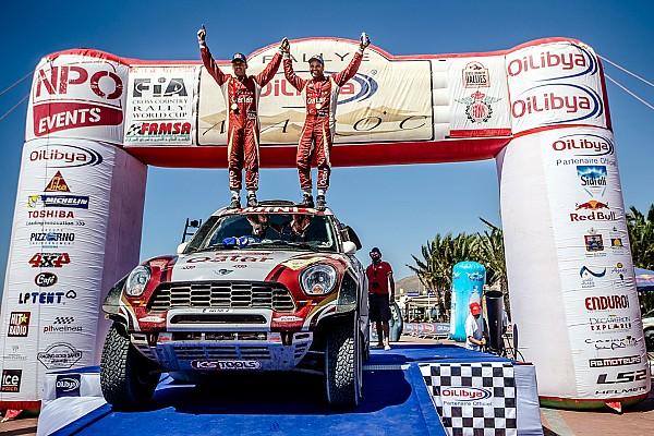 Al-Attiyah gana en Marruecos y Hirvonen llega al top 5