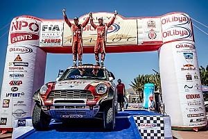 Cross-Country Rally Resumen de la fase Al-Attiyah gana en Marruecos y Hirvonen llega al top 5