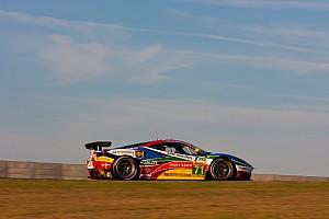WEC Résumé de qualifications AF Corse Ferrari ravi de sa première ligne en GT