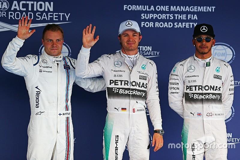 Rosberg surpreende Hamilton e faz segunda pole seguida