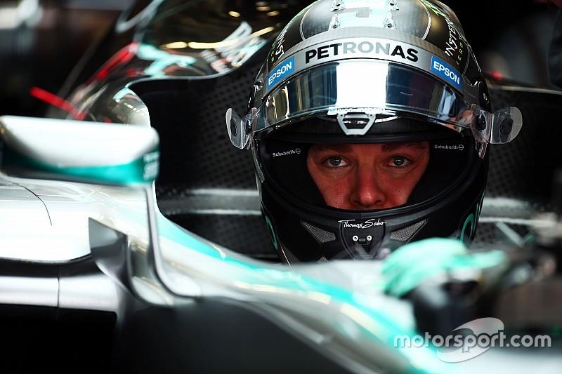 """Rosberg: """"Sugli assetti siamo andati alla cieca"""""""