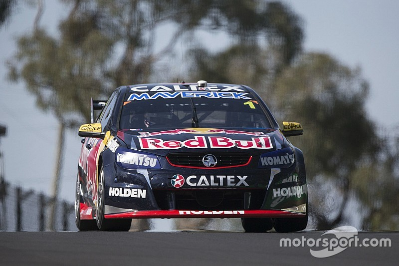 Bathurst 1000: #1 Commodore takes over the lead