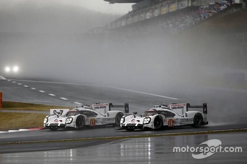 Экипажи Porsche сделали дубль в Японии