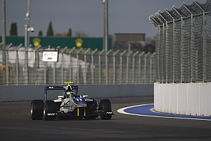 GP3 Race report Sochi GP3: Eriksson wins, Ocon second once again