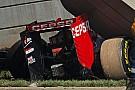 Sainz herinnert 'alles' van 46G-crash