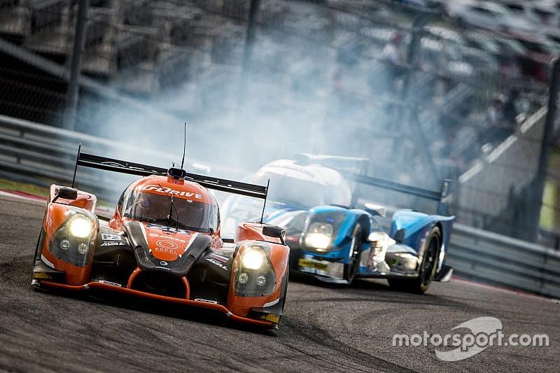 FIA займется изучением аварии G-Drive Racing и KCMG