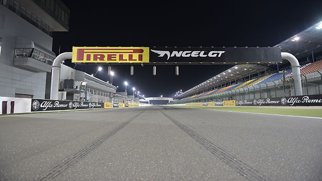 Pirelli in Qatar porta le stesse mescole della Francia