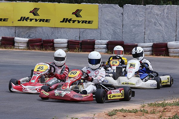 Kart Donison, Gowda and Mohsin crowned karting champions