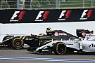 Maldonado admite que no debió irse de Williams