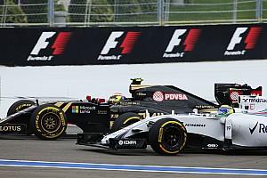 Formule 1 Actualités Maldonado évoque le regret d'avoir quitté Williams