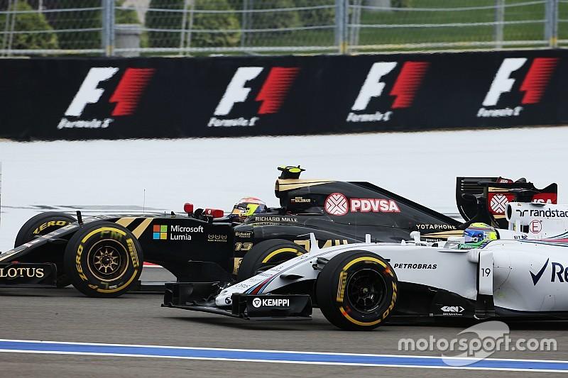 Maldonado évoque le regret d'avoir quitté Williams