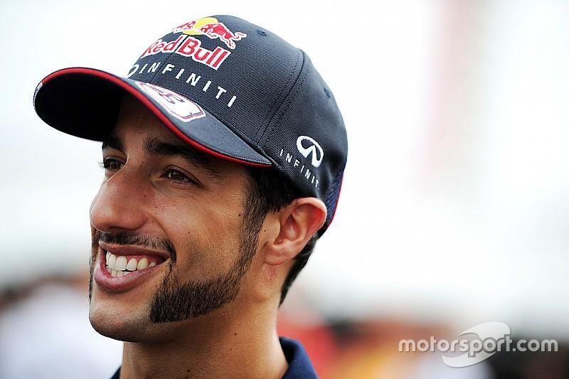 Ricciardo, un Aussie à Austin