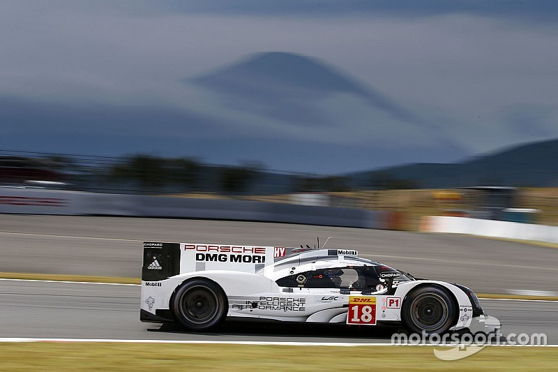 Porsche протестировала новинки для сезона-2016