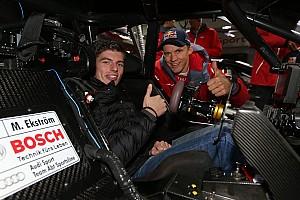 Formule 1 Actualités Verstappen s'offre une parenthèse DTM à Hockenheim