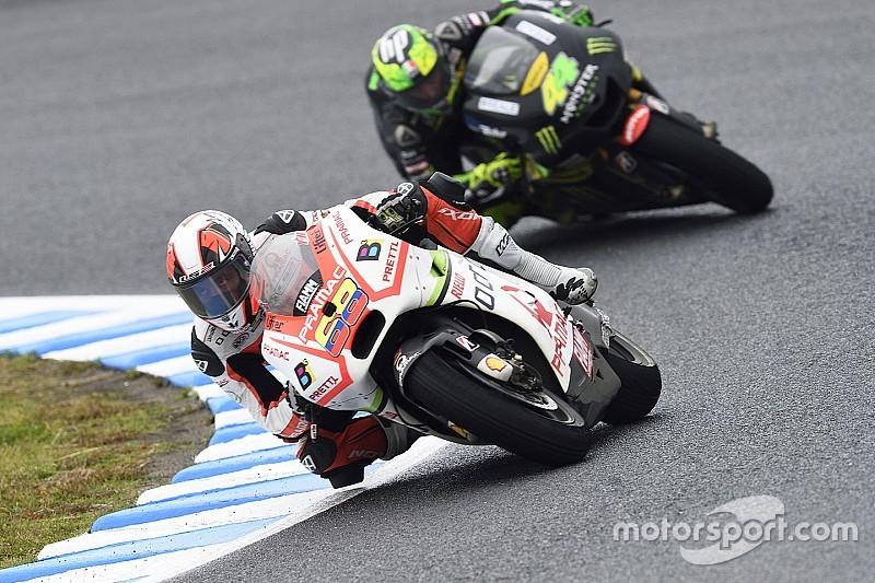Aspar confirmó su cambio a Ducati