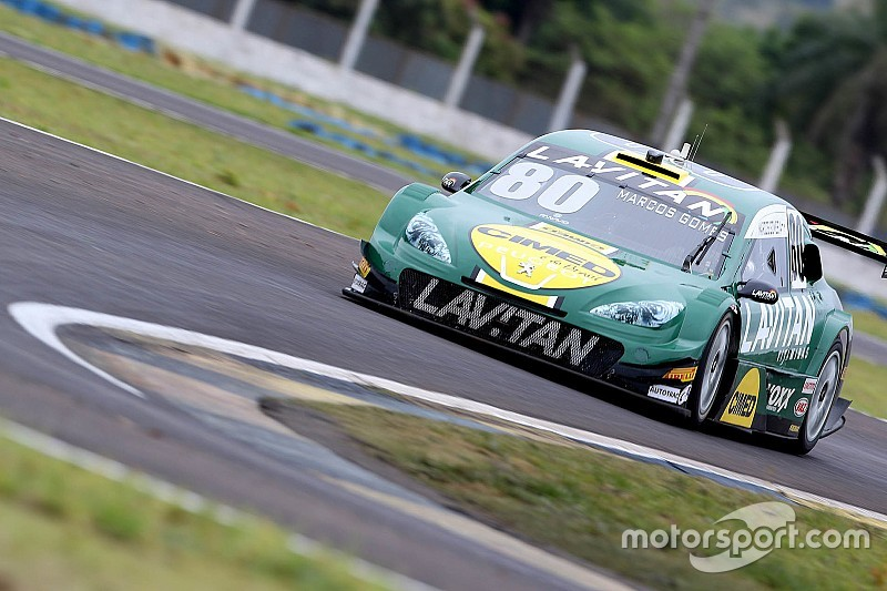 Brazilian V8 Stock Cars: Title contenders fight for pole and Gomes takes it