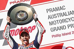 MotoGP Reporte de la carrera Victoria increíble de Marc Márquez