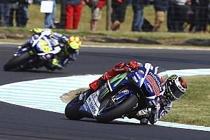 MotoGP Résumé de course Première