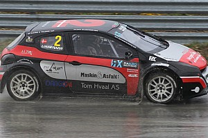 World Rallycross Ultime notizie Ulrik Linnemann trionfa in Super1600 a Franciacorta
