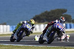 MotoGP Actualités Lorenzo -