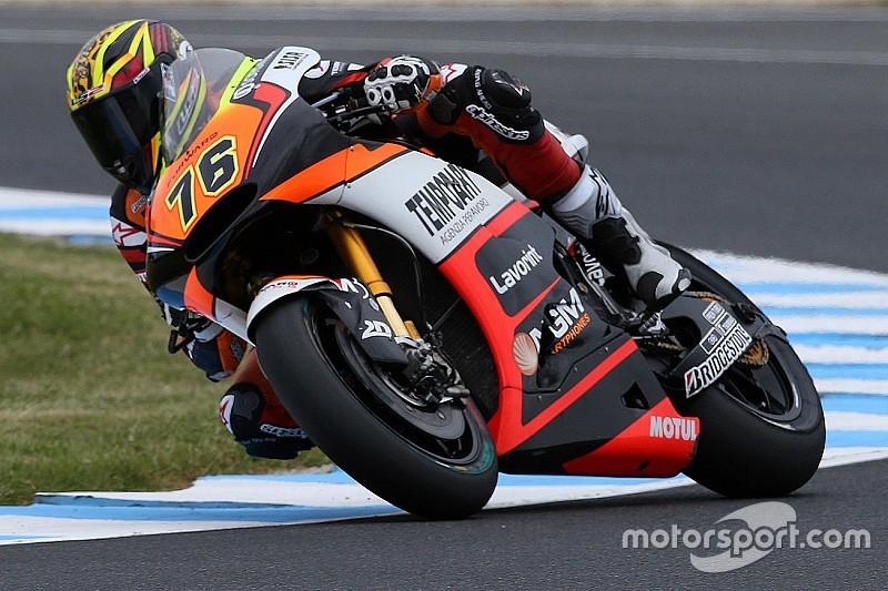 Forward Racing покидает MotoGP и переходит в Супербайк