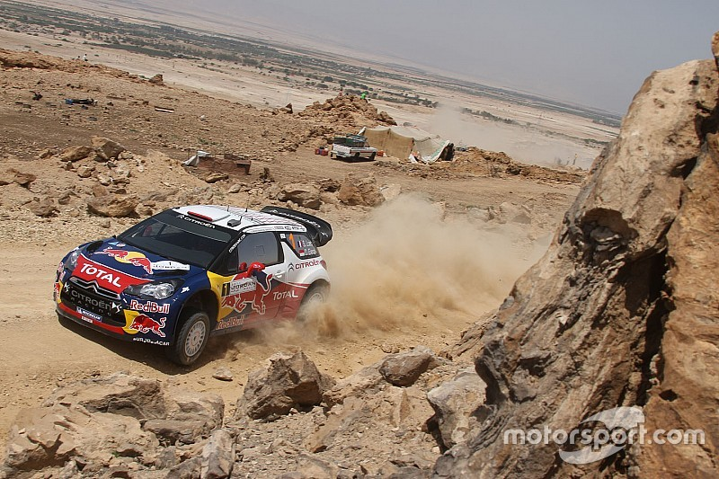 Rally Jordan eyes return to WRC calendar