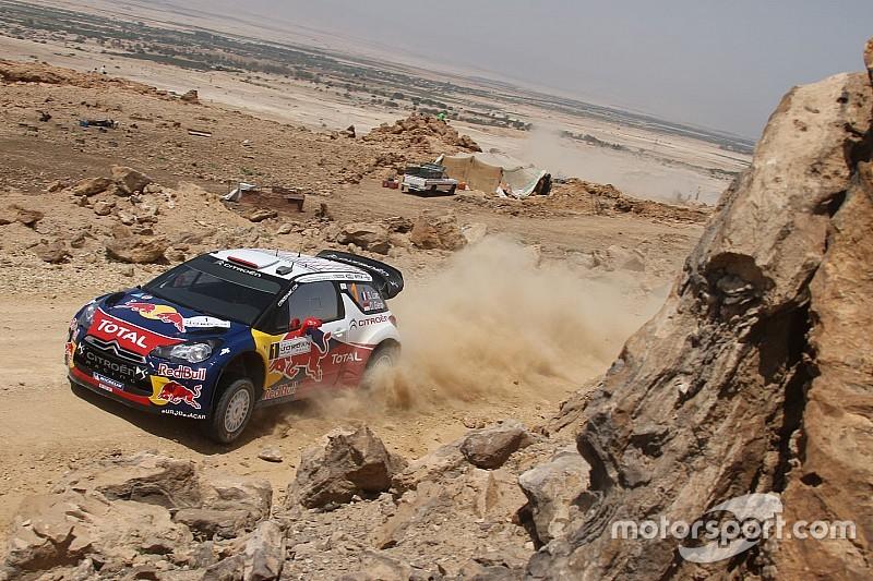 Rally van Jordanië hoopt op terugkeer in WRC
